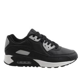 Czarne obuwie sportowe Z2140-2
