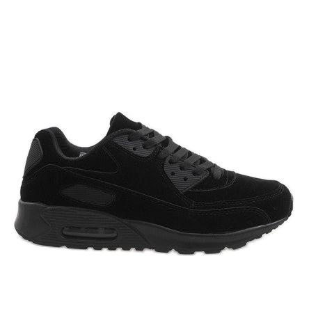 Czarne obuwie sportowe Z2014-6