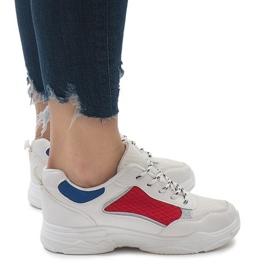 Wielokolorowe modne obuwie sportowe YM-31
