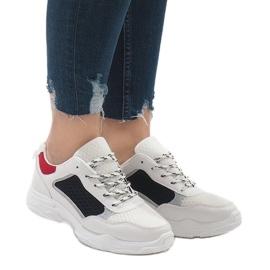 Wielokolorowe modne obuwie sportowe YM-31 Black
