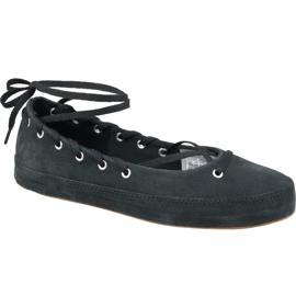 Czarne Sandały Converse All Star Rina Ox W 563506C