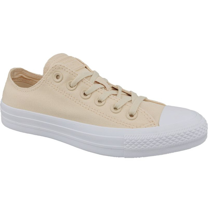 Buty Converse Ctas Ox W 163306C beżowy