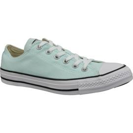 Buty Converse C. Taylor All Star Ox Teal Tint W 163357C niebieskie