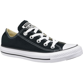 Buty Converse C. Taylor All Star Ox Black M9166C czarne