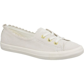 Buty Converse Chuck Taylor All Star Ballet 563482C brązowe
