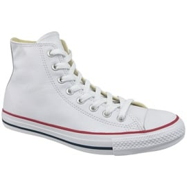Buty Converse Chuck Taylor All Star Hi Leather W 132169C białe