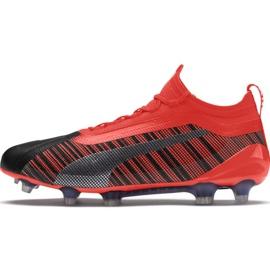 Buty piłkarskie Puma One 5.1 Fg Ag M 105578 01
