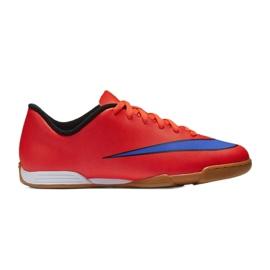 Buty piłkarskie Nike Mercurial Vortex Ii Ic Jr 651643-650