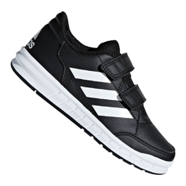 Buty adidas AltaSport Cf Jr D96829 czarne
