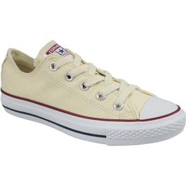 Białe Buty Converse C. Taylor All Star Ox Natural White W M9165