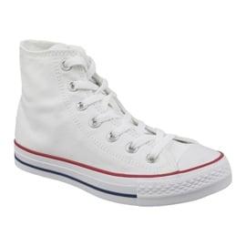 Białe Buty Converse Chuck Taylor All Star Core Hi M7650C