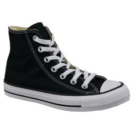 Czarne Buty Converse Chuck Taylor All Star Hi M9160C