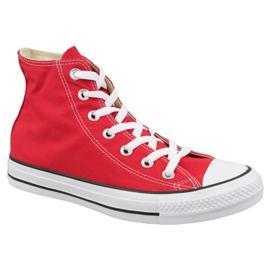 Czerwone Buty Converse Chuck Taylor All Star Hi M9621C