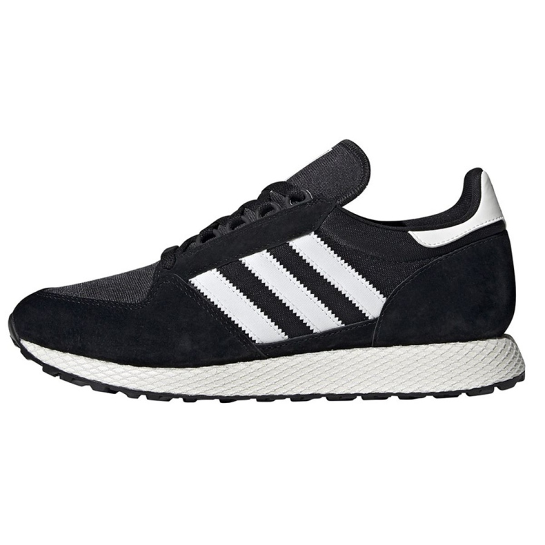 Buty adidas Originals Forest Grove M EE5834 czarne