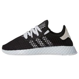 Czarne Buty adidas Originals Deerupt Runner W EE5778