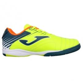 Buty halowe Joma Toledo 911 In Jr TOLJW.911.IN czarny, żółty żółte