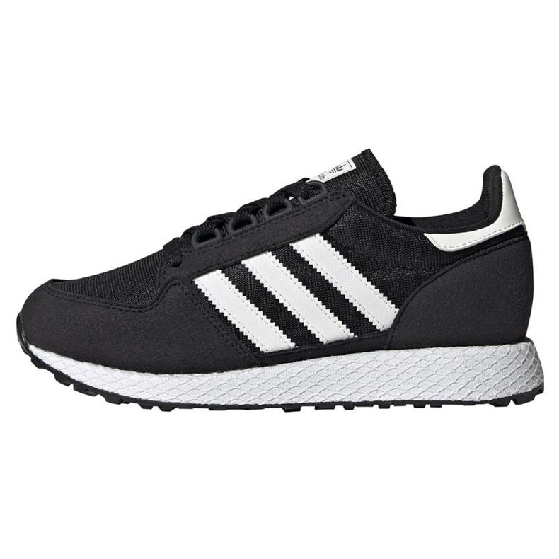 Buty adidas Originals Forest Grove Jr EE6557 czarne