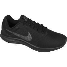 Czarne Buty biegowe Nike Downshifter 7 W 852466-004