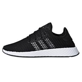 Czarne Buty adidas Originals Deerupt Runner M BD7890