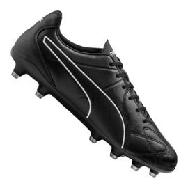 Buty piłkarskie Puma King Hero Fg M 105609-01