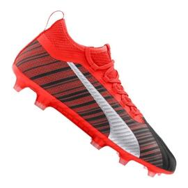 Buty piłkarskie Puma One 5.2 Fg / Ag M 105618-01