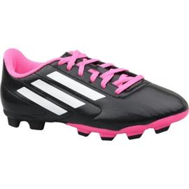 Buty piłkarskie adidas Conquisto Fg Jr B25594