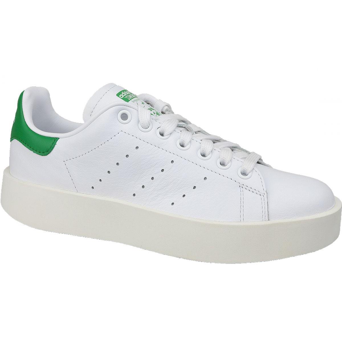 buty sportowe Adidas Superstar Bounce BY1589, dziecięce, Białe
