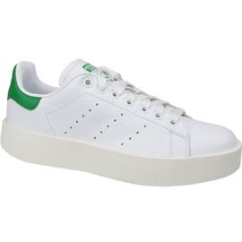 Białe Buty adidas Stan Smith Bold W S32266