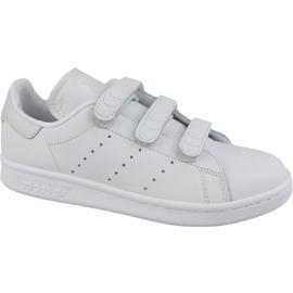 Białe Buty adidas Originals Stan Smith W CQ2632
