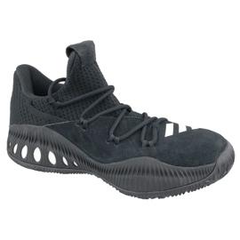 Buty adidas Crazy Explosive Low M BY2867 czarne czarny