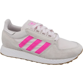 Buty adidas Forest Grove W EE5847 białe