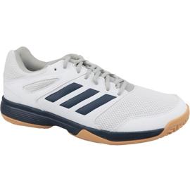 Białe Buty adidas Performance Speedcourt M EF2623