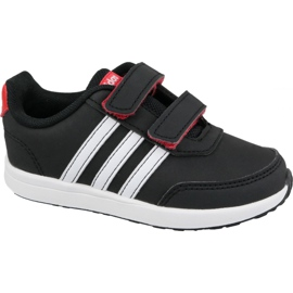 Czarne Buty adidas Vs Switch 2 Cmf Inf Jr F35703