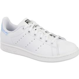 Białe Buty adidas Stan Smith Jr AQ6272