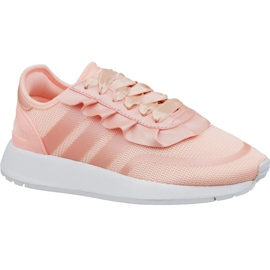 Różowe Buty adidas N-5923 Jr DB3580
