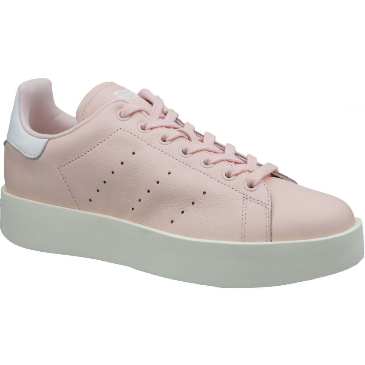 Buty adidas Stan Smith Bold M BY2970 brązowe