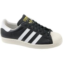 Czarne Buty adidas Superstar 80S M G61069