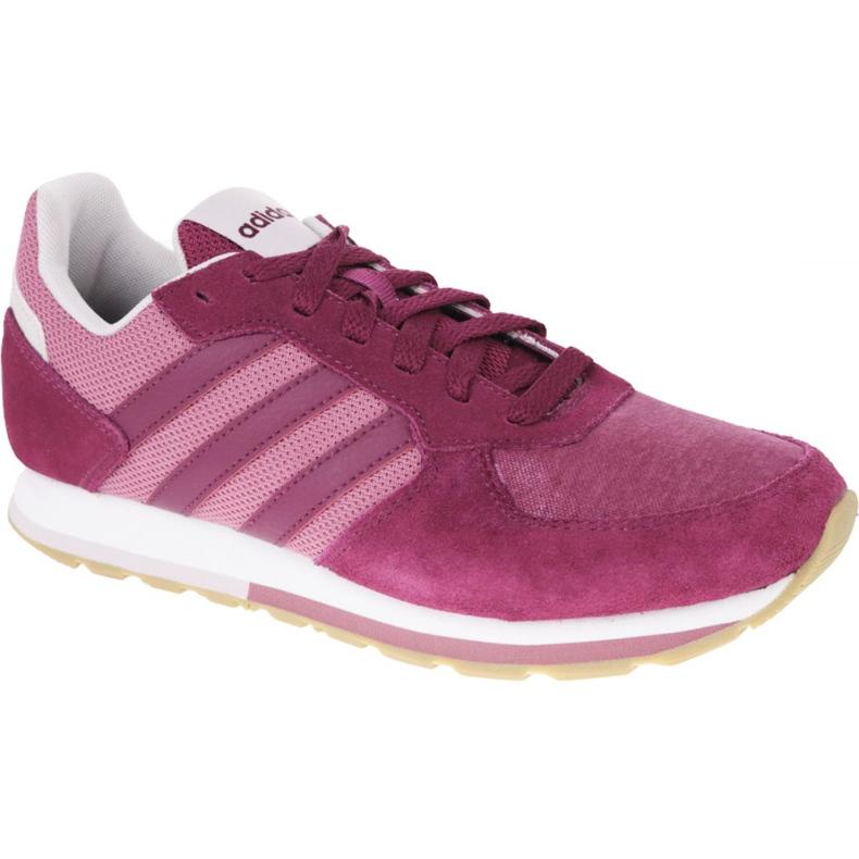 Buty adidas 8K W B43788 różowe