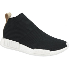 Czarne Buty adidas Nmd CS1 Pk M AQ0948