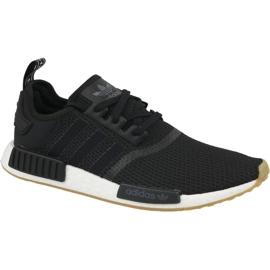 Czarne Buty adidas Originals NMD_R1 M B42200