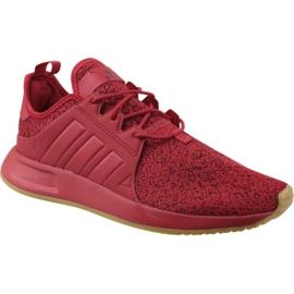 Czerwone Buty adidas X_PLR M B37439