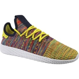Wielokolorowe Buty adidas Originals Pharrell Williams Tennis W BY2673