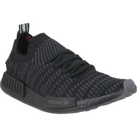 Czarne Buty adidas NMD_R1 Stlt Pk M CQ2391