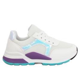 Buty sportowe białe PP 46 White