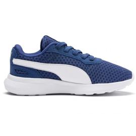 Buty Puma St Activate Ac Ps Jr 369070 08 niebieskie