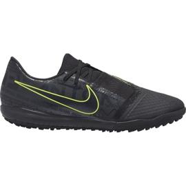 Buty piłkarskie Nike Phantom Venom Academy Tf M AO0571 007 czarne