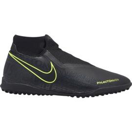 Buty piłkarskie Nike Phantom Vsn Academy Df Tf M AO3269 007 czarne