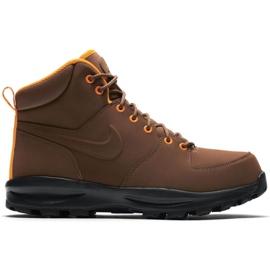 Buty Nike Manoa Leather M 454350 203 brązowe