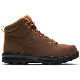 Buty Nike Manoa Leather M 454350 203 brązowe