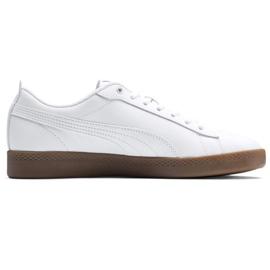 Buty Puma Smash v2 L W 365208 12 białe